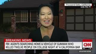 During shooting video filmed inside Thousand Oaks bar   Latest CNN News   Stay Alert News Network