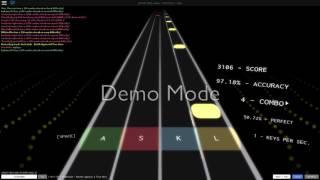 Roblox - Rhythm Track - Battle Against a True Hero