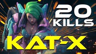 Genesis Moba : Kat-X gameplay