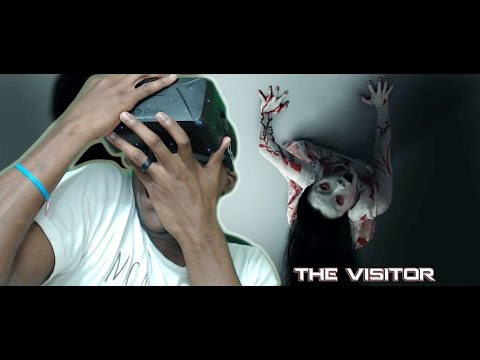 THE VISITOR | I ALMOST CRiED | Oculus Rift DK2 Horror Game REACTION