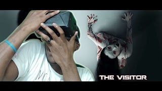 Repeat youtube video THE VISITOR | I ALMOST CRiED | Oculus Rift DK2 Horror Game REACTION