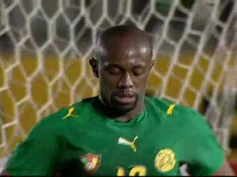 Cameroon vs Togo - Africa Cup of Nations, Egypt 2006