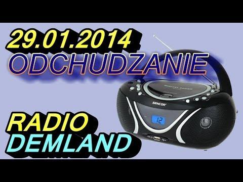Odchudzanie - Radio Demland 29.01.2014