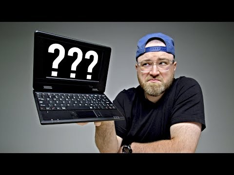 Thumbnail: I Bought A $39 Laptop From Amazon...