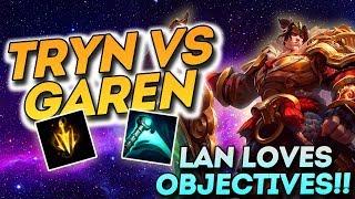 Tryn vs Garen In Depth Guide - Tryn Only to High Elo #13