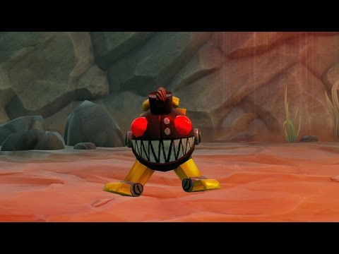 Skylanders: Trap Team - Grinnade - Part 36