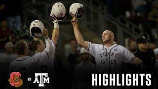 Baseball: Highlights | A&M 22, Cornell 0