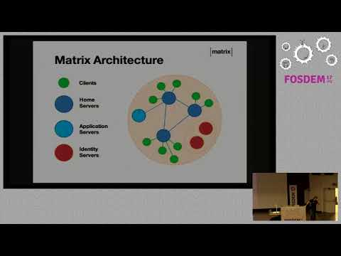 Encrypting Matrix Building A Universal End-to-end Encrypted Communication Ecosystem With Matrix And…