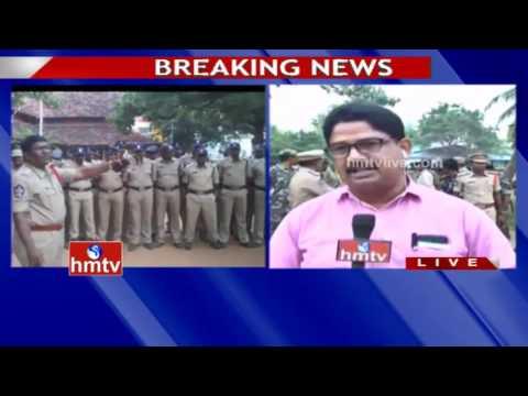 High Tension in Kirlampudi | Mudragada to Start Padayatra For Kapu Reservations | HMTV