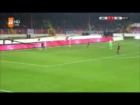 Diego Ribas - Fenerbahçe Forması ile attığı goller