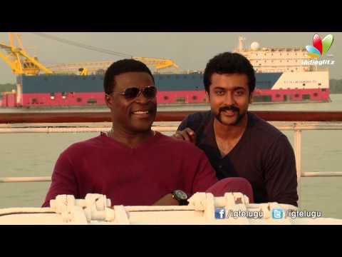 Danny Sapani - Working with Suriya is Great Pleasure | Singam 2 | Yamudu 2