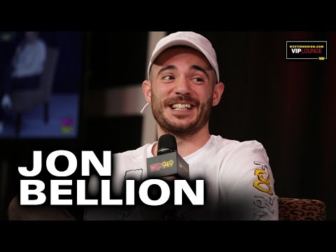 Jon Bellion Talks Human Condition & The Downside...