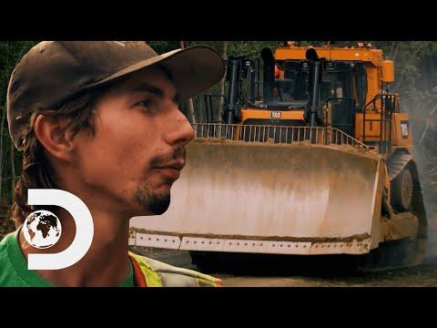 Parker's $1.5 Million Bulldozer Goes Up In Smoke   NEW Gold Rush Season 9