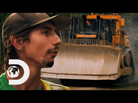 Parker's $1.5 Million Bulldozer Goes Up In Smoke | SEASON 9 | Gold Rush