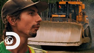 Parker's $1.5 Million Bulldozer Goes Up In Smoke | NEW Gold Rush Season 9