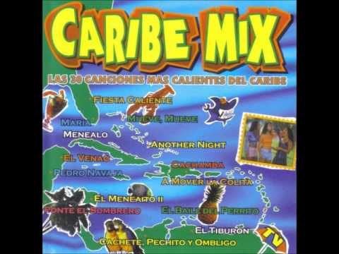 Caribe Mix (1996): 03 - Gaby - El Meneaito