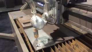 3000 Series Plasma Argon Marking and Bevel Cutting