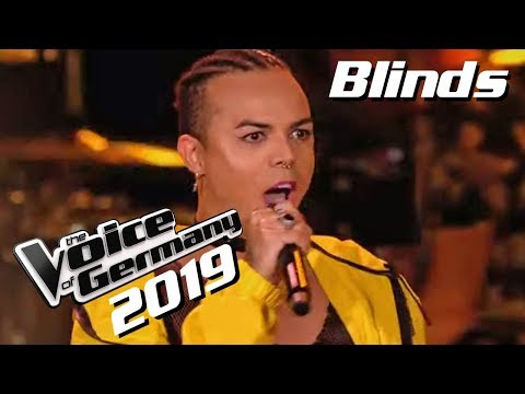 Netta - Toy (Oxa) | The Voice of Germany 2019 | Blinds