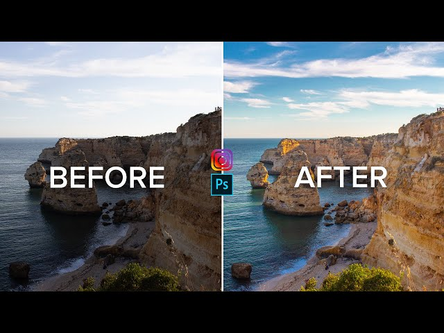 How to Edit Photos for Instagram Using Photoshop! STAND OUT ON INSTAGRAM!
