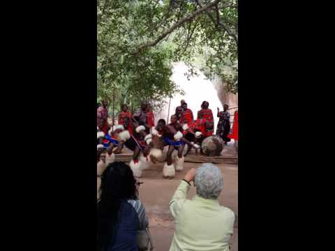 Swaziland band 2016 Africa vacation