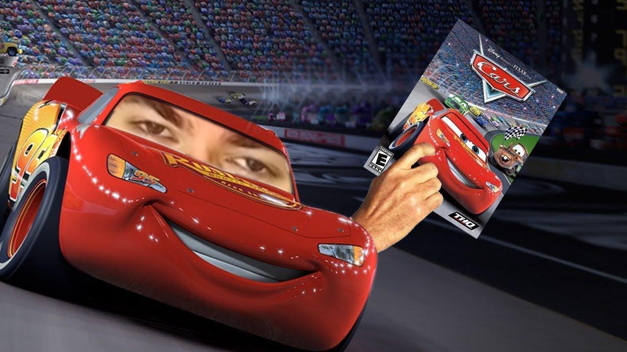 Disney's surprisingly impressive Cars tie-in game   minimme