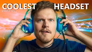 This Headset COOLS Your Ears!  HP Omen Mindframe