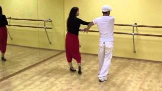 Сальса видео — Урок сальса №20 «El Dos»