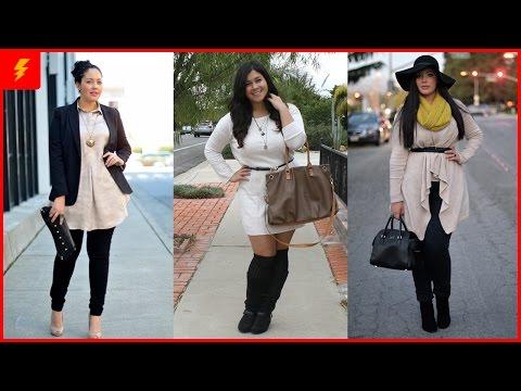 25 Elegant Plus Size Outfits For Curvy Ladies. Http://Bit.Ly/2KBtGmj