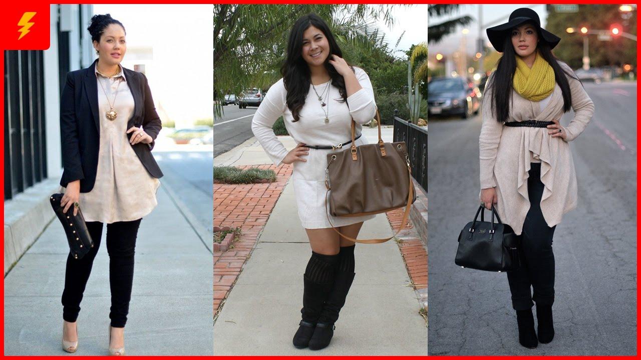 5c0f4b60c2c 25 Elegant Plus Size Outfits For Curvy Ladies - YouTube