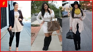 25 Elegant Plus Size Outfits For Curvy Ladies