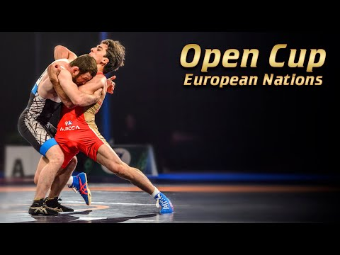 Wrestling Highlights  Open Cup of European Nations, Alrosa Cup 2015