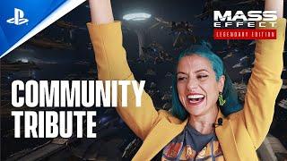 Mass Effect Legendary Edition - Community Tribute | PS4