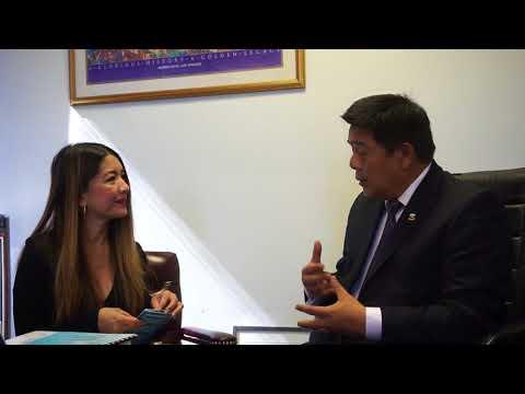 PHILIPPINE CONSUL GENERAL ADELIO ANGELITO S. CRUZ 2018