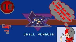 Venga, pingüino obeso|Megaman X-Cap. #2|👾Imajin GT Player🎮