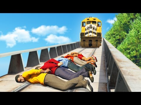 GTA 5 FAILS - #18 (GTA 5 Funny Moments...
