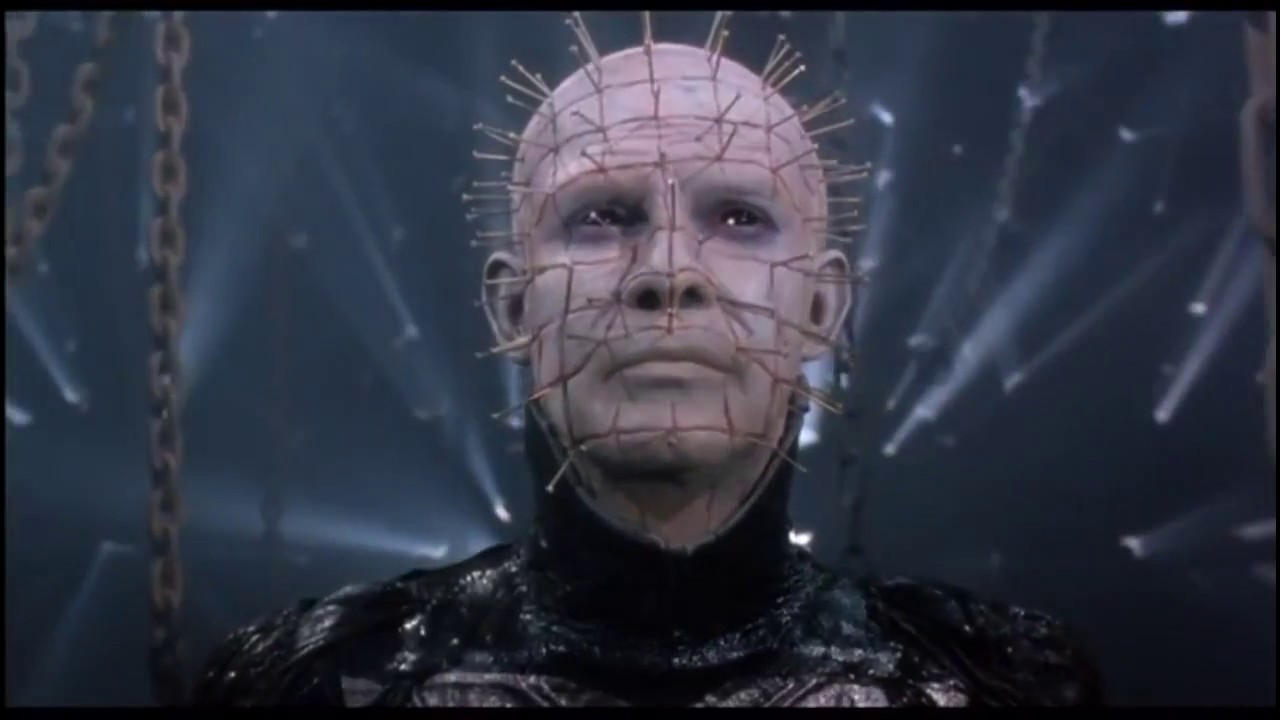 Hellraiser - The Death of Pinhead & The Cenobites - YouTube
