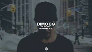 DiMO BG - In The Mix November 2018