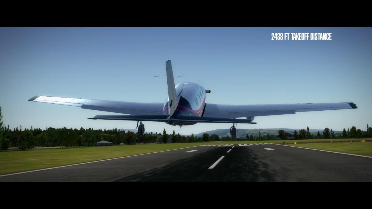 Just Flight - Carenado PA-46 500TP Malibu Meridian G1000 HD