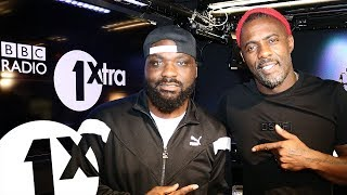 Idris Elba reveals DJing at Prince Harry and Megan's wedding + more with Ace on 1Xtra
