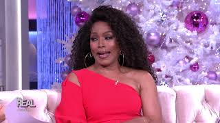 PART TWO: Angela Bassett on Her Kids, Acting with a live Snake, and More!