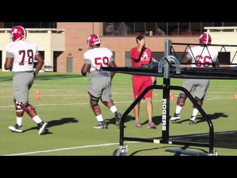 Alabama Offensive Line: October 19th, 2015