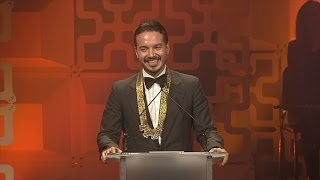 J Balvin - 2016 Hispanic Heritage Awards