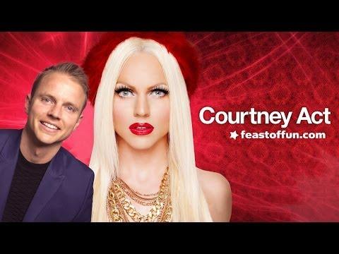 Courtney Act - Pop Diva Medley