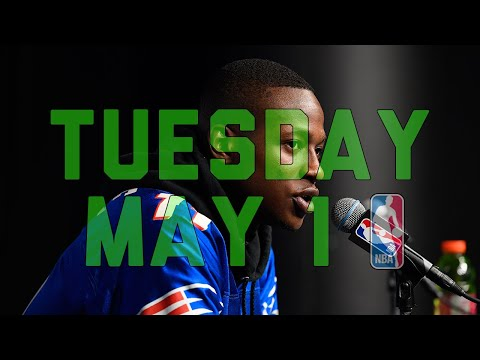 NBA Daily Show: May 1 - The Starters
