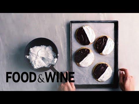 Black And White Cookies | Recipe | Food & Wine
