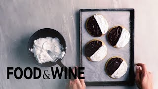 Black and White Cookies | Recipe | Food & Wine