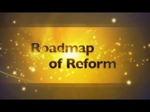 Roadmap of reform: Day 2 - Financial reform