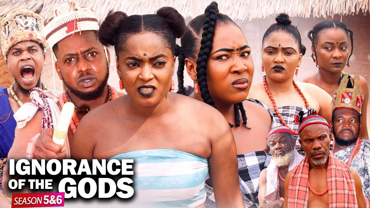 Download IGNORANCE OF THE GODS SEASON FINALE (New Hit Movie) 2021 LATEST NIGERIAN VILLAGE MOVIE/ NOLLYWOOD