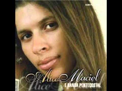 ALICE MACIEL -  VARÃO DE BRANCO