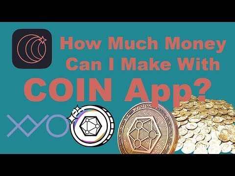 How Much Money Can I Make with COIN App and XYO Geomining?
